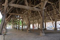 Halle de Méréville