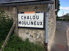 Essonne à vélo - Photo of Mérobert