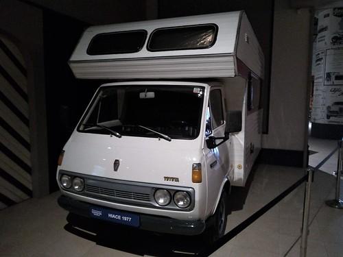 1977 Toyota HiAce Camper
