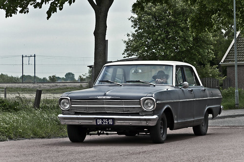 Chevrolet Nova Sedan 1962 (2755)