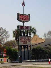 Mons Venus exotic dance club, Tampa, FL