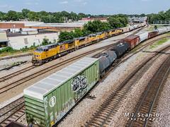 UP 6362 | GE AC4400CW | CSX Memphis Terminal Subdivision