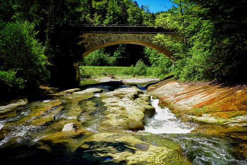 Schwarzwasser Old Bridge