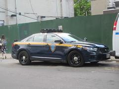 NY State TBTA Ford Police Interceptor