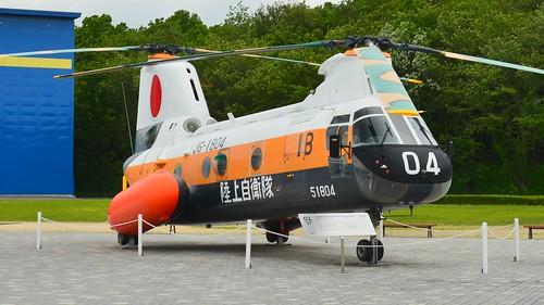 Kawasaki V-107A Helicopter (5)