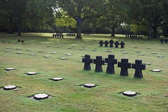 The German Cemetery at La Cambe 2 - Photo of Colombières