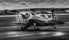 Pitts S2S, petit mais impressionnant... D850 70-200mm 2.8 - 1/20 F22 iso 64 - Photo of Muret