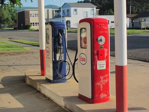 Esso Station, Mena, Arkansas 6