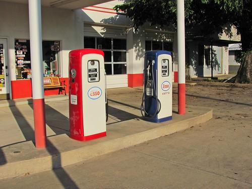 Esso Station, Mena, Arkansas 5