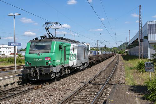 Saarlouis, 1 juni 2019   SNCF Fret 437008