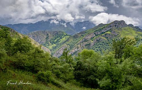 Asturian Scenery