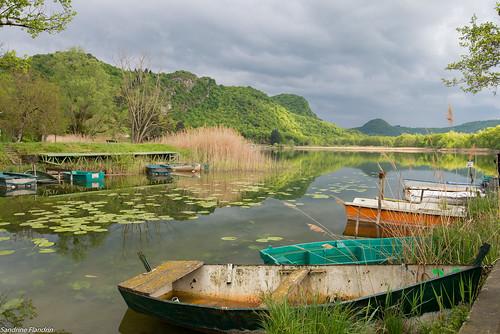 Leyzieu - Lac de Barterand