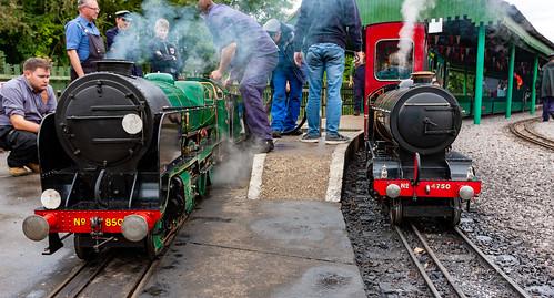 Eastleigh United Kingdom Picture : Lakeside Railway Eastleigh 12 August 2018 00646.jpg