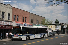 Daimler Orion VII Next Generation - New York City Bus / MTA (Metropolitan Transportation Authority) n°7031