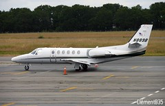 Cessna 550B Citation Bravo | N889B