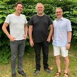 Mit Bernd Brass & Torsten Isack 2019, Intervision