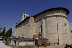 Saint-Caprais-de-Bordeaux, église Saint-Caprais - Photo of Portets