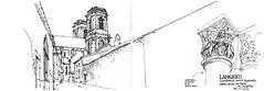 sketch_LANGRES_SAINT-MAMMES_190530_300dpi - Photo of Balesmes-sur-Marne