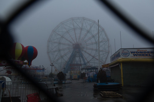 Coney Island, NYC. 2013