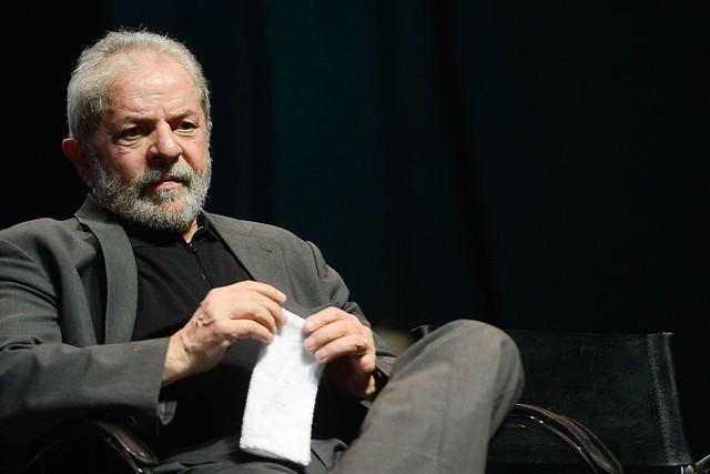 Ex-presidente Lula está preso desde abril de 2018 na Superintendência da Polícia Federal em Curitiba (PR) - Créditos: Fernando Frazão/ Agência Brasil