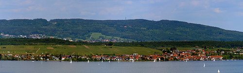 Panorama of Hagnau