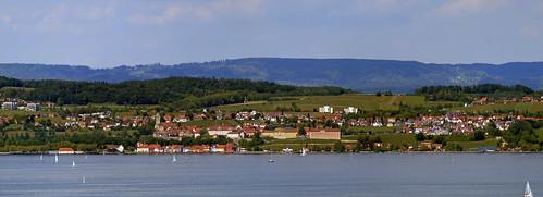 Panorama of Meersburg