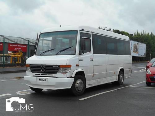 Mercedes Benz Vario 814 D