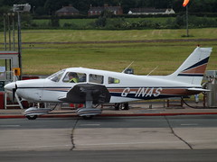 G-INAS Piper Cherokee Archer 28 (Private Owner)