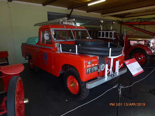 1962 LANDROVER FT2