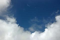 Semi-Circular Clouds