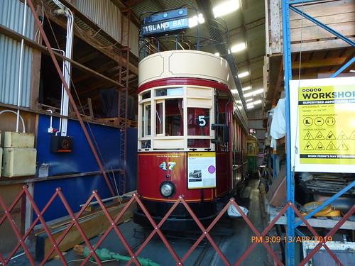 Tram No. 47