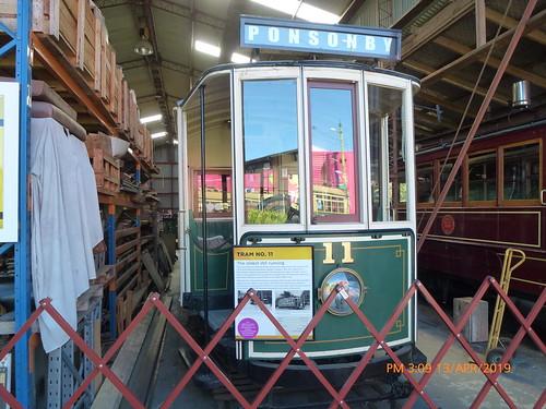 Tram No. 11