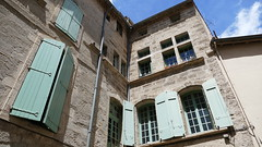 Pézenas - façade vieille ville - Photo of Tourbes