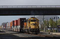 Time Warp on the Richmond Transfer