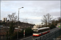 Heuliez Bus GX 317 - Rapides du Poitou / Vitalis n°9001