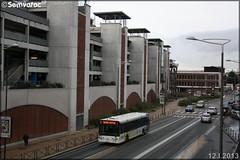 Heuliez Bus GX 327 - RTP (Régie des Transports Poitevins) / Vitalis n°222
