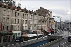 Irisbus Citélis 18 - RTP (Régie des Transports Poitevins) / Vitalis n°167