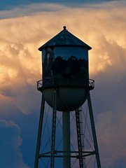 Equestrian Center Water Tower