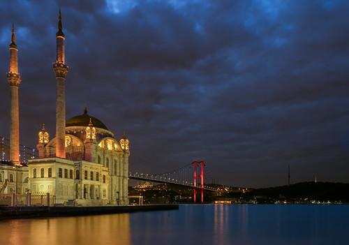 Mosque & Bridge