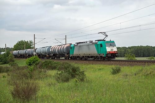 Schwanheide Zweedorf ITL 186 134-3 270 005-7 Kesselwagen
