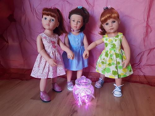 die 3 Götz Girls