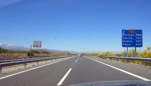 Autovía A-92 in Andalusien_2807