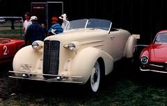 1934 Cadillac V-16 Custom Fleetwood Roadster