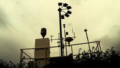 Sensores de calidad del aire de la Junta de Andalucía