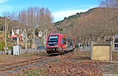 SNCF 73803 - Montazels 28/12/2015 - Photo of Saint-Ferriol