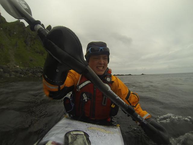 Paddling into wind Aleutians_Sarah_closeup