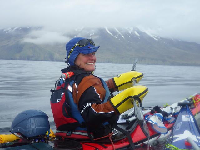 Justine, Alaska 2014