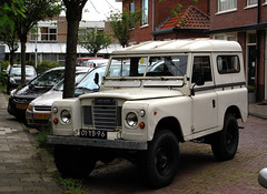 1975 Land Rover 88 2.25 D (Series III)