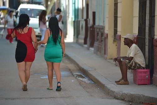 Escenas en La Habana (Cuba)