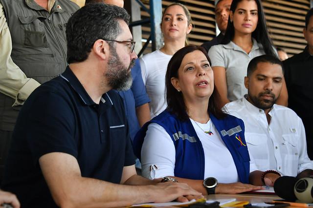 Quem é a embaixadora no Brasil nomeada por Juan Guaidó e aceita por Bolsonaro?